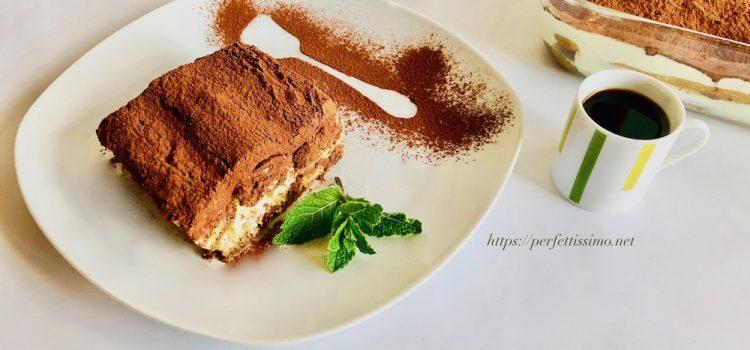 Tiramisu original recipe