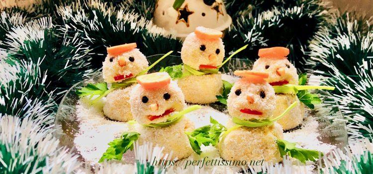 Idee antipasti per Natale e Capodanno